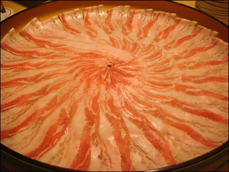 Thin-Sliced Berkshire Pork