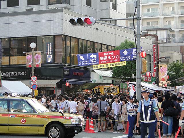 Azabu-Juban Summer Festival