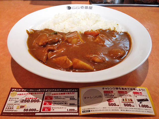 27th Grand Mother Curry