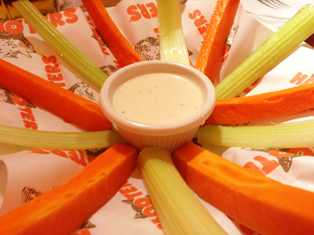 CELERY & CARROT STICKS