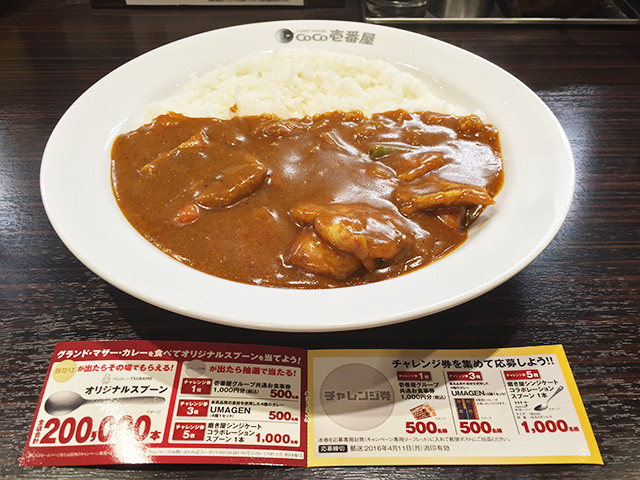 51st Grand Mother Curry