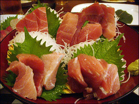 All-You-Can-Eat Sashimi