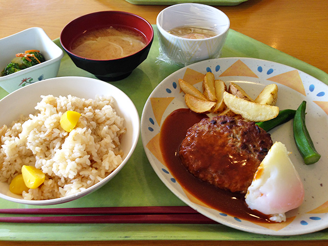 Special Set Meal with Soft-Boiled Egg