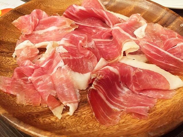 Proschiuto di Parma