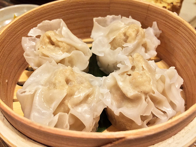 Steamed Meat Dumplings