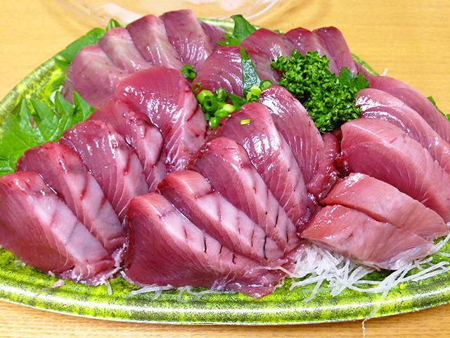 Bonito Sashimi