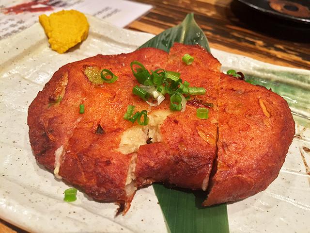 Fried Fishcake