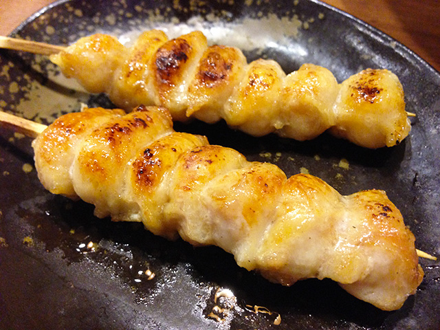 Broiled Chicken Tails