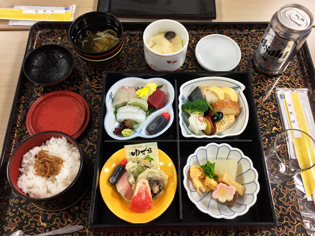 Boxed Lunch at Taiyuji Temple