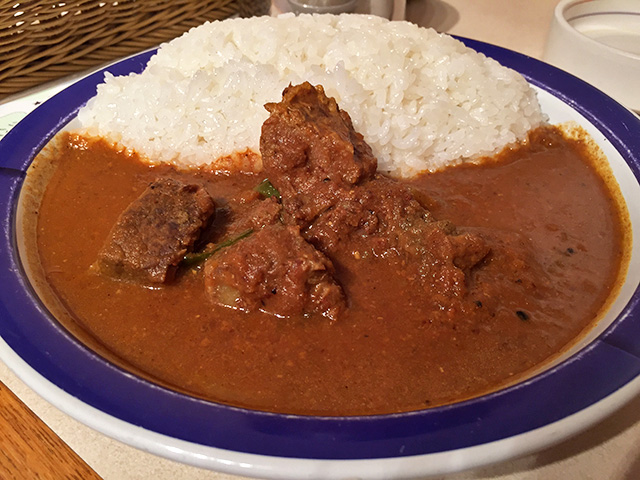 Beef Curry of Ethiopia