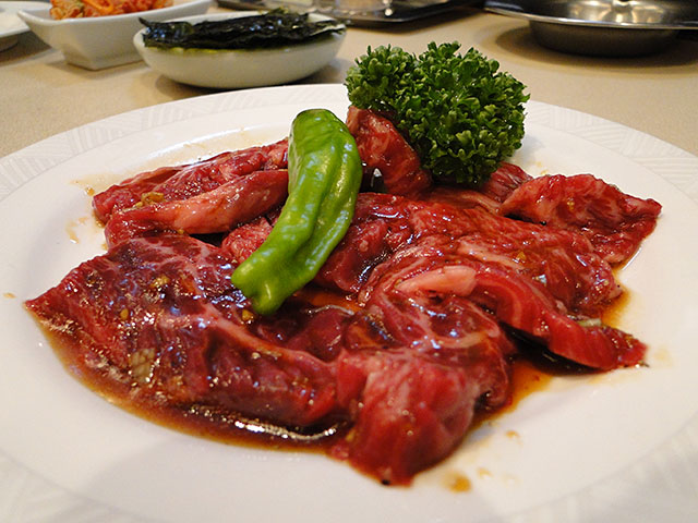 Special Beef Diaphragm