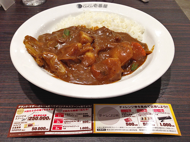 20th Grand Mother Curry