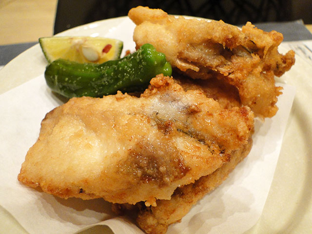Deep Fried Blowfish
