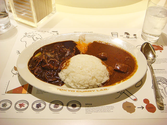 TOKYO CURRY LAB.