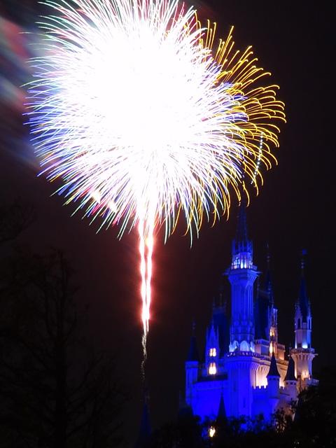 Disney Magic in the Sky