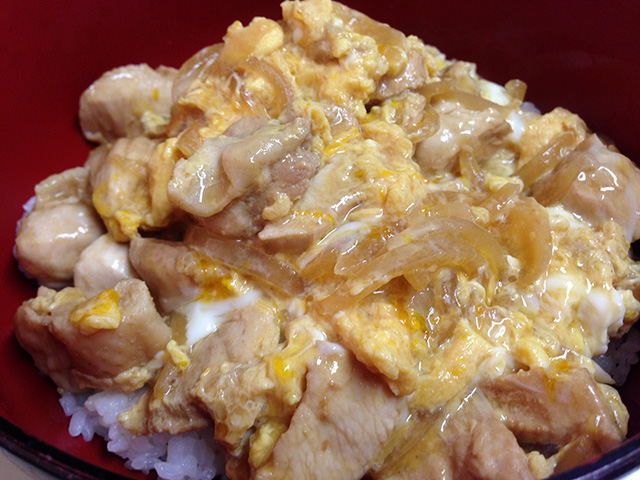 Chicken and Egg Bowl