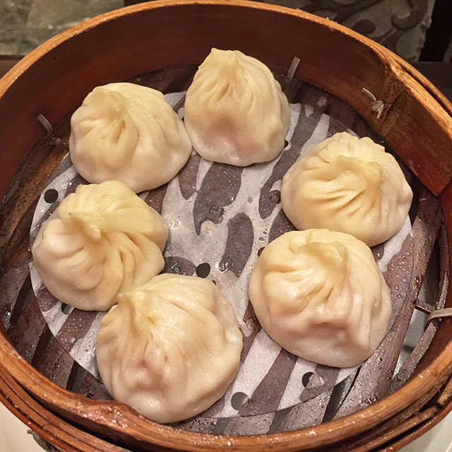 Steamed Soup Buns with Pork Filling