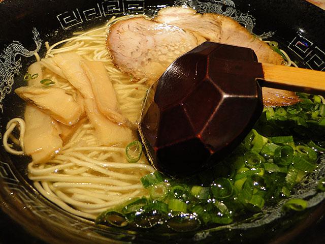 Salt Ramen Noodles