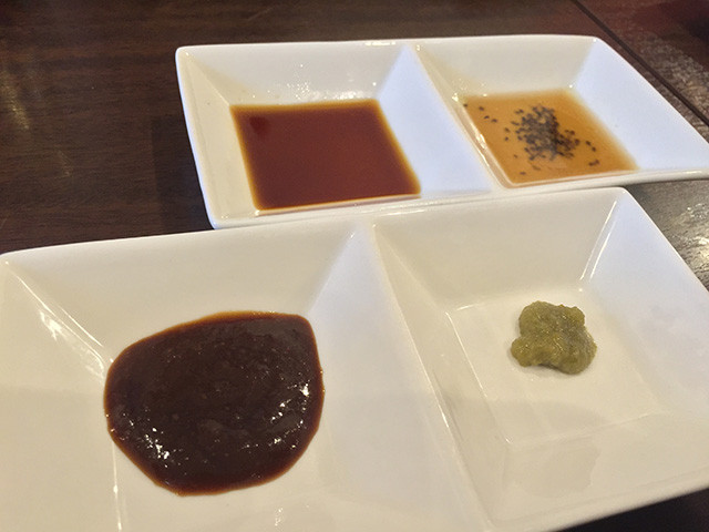 Sauces for Gyoza