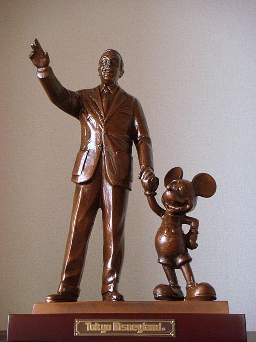 Walt and Micky
