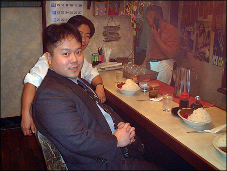 Drs. Fuku-musume and MaCHO
