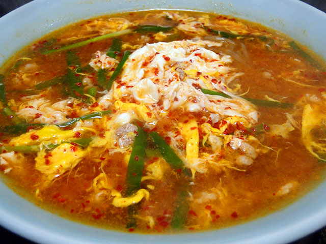 Spicy Hot Noodles