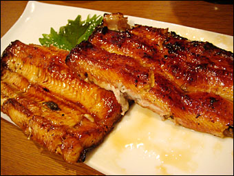 Broiled Eel