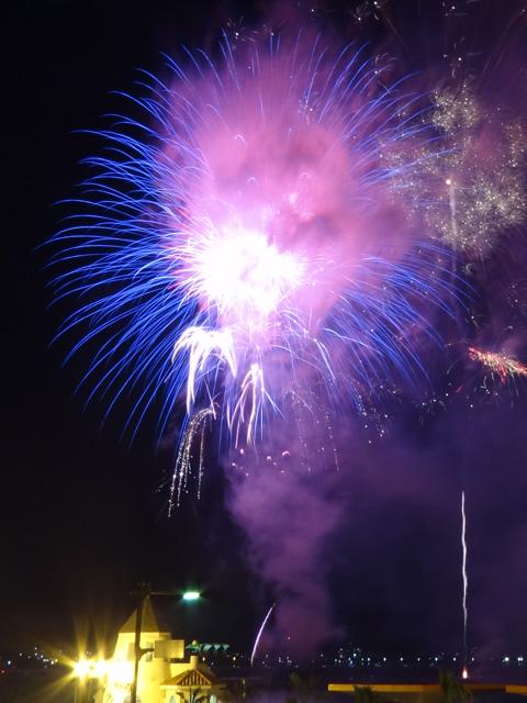 Tateyama Bay Fireworks Festival