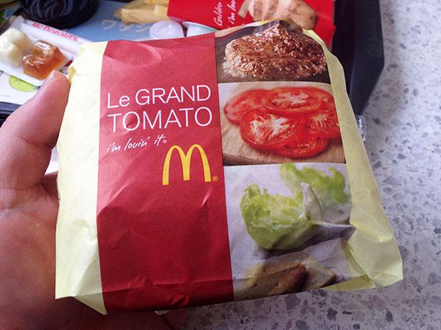 Le GRAND TOMATO