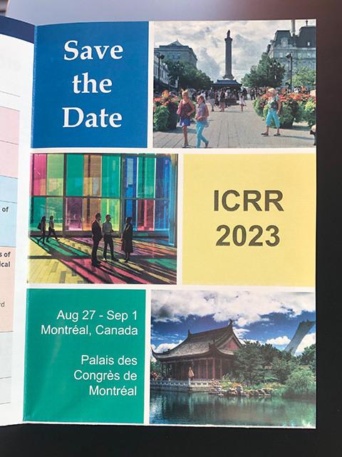 ICRR 2023