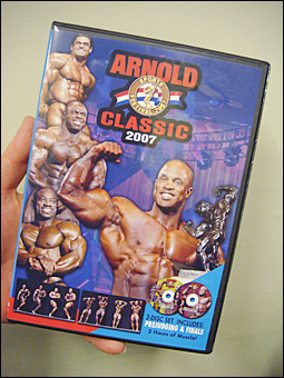 DVD of AC