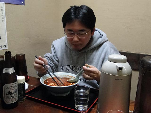 Dr. CHONPS Eating Hot Noodles Level 15