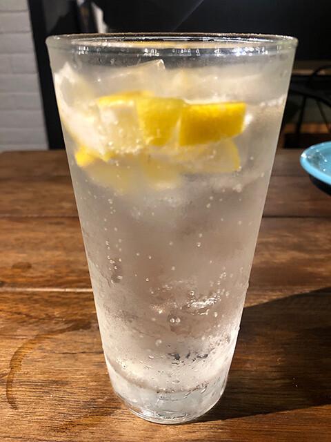 Raw Lemon Sour