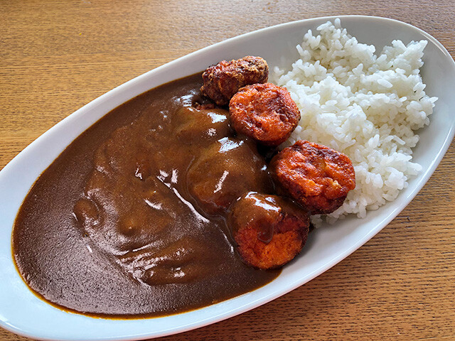 Beef Curry LEE x20 and Kara-age Kun Fried Chicken Nuggets