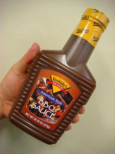 Yoshida's BBQ Sauce