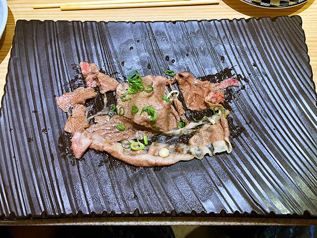 Ribeye Nigiri Sushi