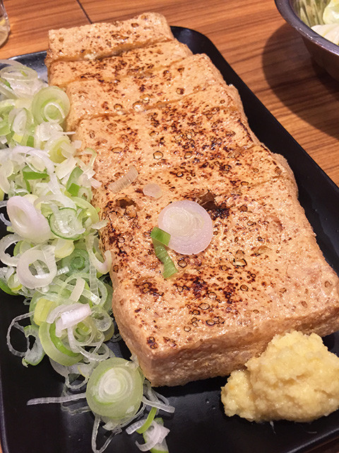 Deep-Fried Tofu