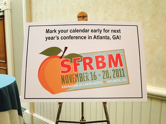SFRBM 2011
