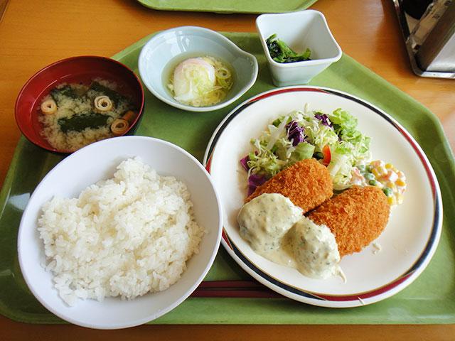 Special Set Meal on April 25, 2011