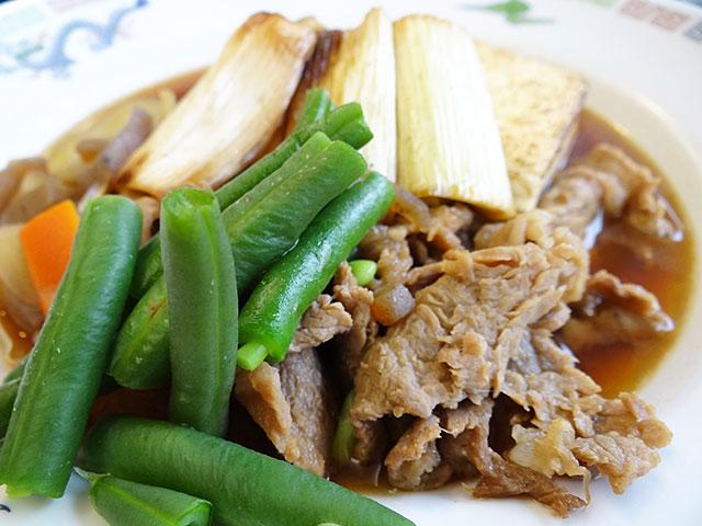 Soy Sauce-Based Beef Tofu