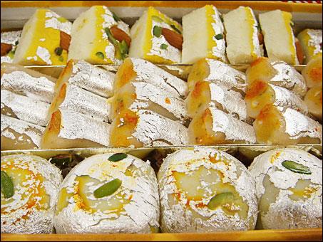 Kanji Sweets