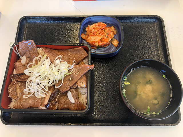 Japanese Black Beef and Rice Box Meal