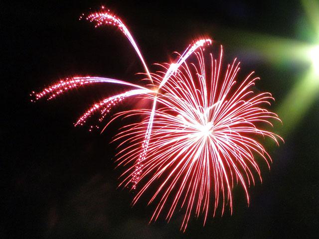 Kameido Fireworks