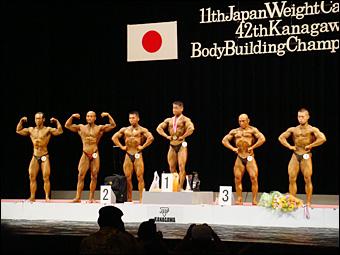 Men 65 kg Category