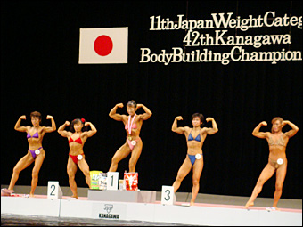 Women 55 kg Category