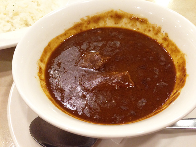 European Beef Curry