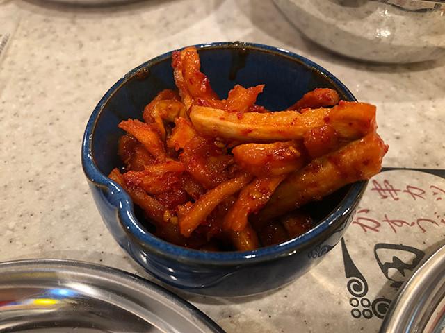 Dried Japanese Radish Kimchi
