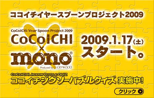 CoCoICHI Year Spoon Project 2009