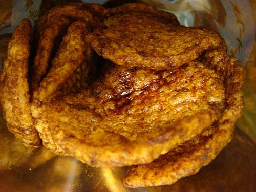Jiyuken Curry Senbei