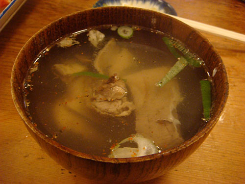 Light Soup